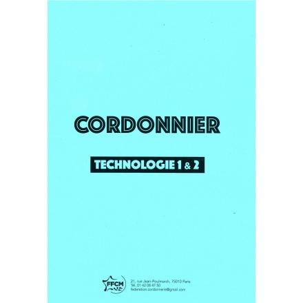 Les livres de technologie du cordonnier